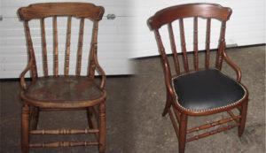 Перетяжка стульев на дому недорого в Раменском