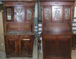 Реставрация мебели на дому в Раменском недорого