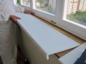 Окно на кухню пластиковое цена с установкой